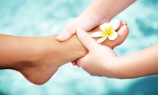 Reflexology and Foot Massage at Healthy Zu Spa foot massage and relaxation retreat (Up to 51% Off)., 19, Groupon,