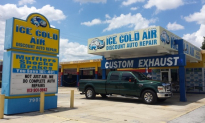 Blend or Full Synthetic Oil Change or Car Care Club Package at Ice Cold Air Discount Auto Repair (Up to 91% Off), 15, Groupon