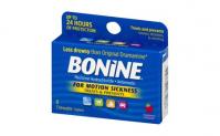 Bonine Motion Sickness Chewable Tablets, Raspberry, 8 Ct,3.99, Groupon,