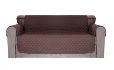 Chiara Rose Anti-Slip Reversible Arm-Rest Elastic Strap Pet Sofa Cover, 23.99, Groupon,