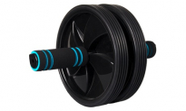Dual Wheel Ab Roller – Core Fitness Equipment for Home Gym, 12.99, Groupon,