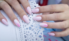 Full Set of Acrylic Nails with Optional Nail Design at Blush Makeup and Hair (Up to 52% Off), 27, Groupon,