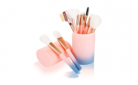 4PCS Soft Eyeshadow Eye Brushes Makeup Cosmetic Tool, 5.85, Groupon,