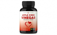 BioParamount Apple Cider Vinegar Veggie Capsules (1, 2, or 3-Pack),11.99, Groupon,