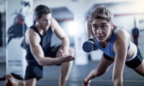 Two Weeks or One Month of Unlimited Semi Private Personal Training Sessions at Apollo's Ballroom (Up to 89% Off), 22, Groupon