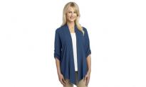 Formal Dressy Over the Shoulder Cover Shrug Jacket, 18.99, Groupon,