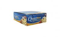 Quest Nutrition 6340038 Quest Bar Vanilla Almond Crunch, 12 Per Box,36.66, Groupon,