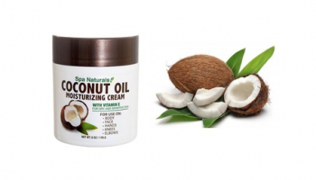 Spa Naturals Coconut Oil Moisturizing Cream Skin Care, 8.85, Groupon,