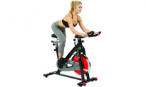 Advanced Sunny Health and Fitness Indoor Cycling Bike, 189.99, Groupon,