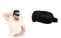 Travel 3D Eye Mask Sleep Soft Padded Shade Cover Relax Sleeping Aid, 5.98,