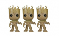 Tree man GROOT Toy Gift Model Galaxy Guardians Anime Collection, 5.99, Groupon,