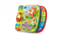 VTech Musical Rhymes Book – Pink – Online Exclusive – green, 19.79, Groupon,
