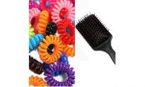 Women's Hair Buns Ties Hair Fashion Accessories Bun Hair Styleing Tool, 14.99, Groupon,