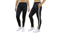 Women's Moisture Wicking Track Jogger Pants, 14.99, Groupon,
